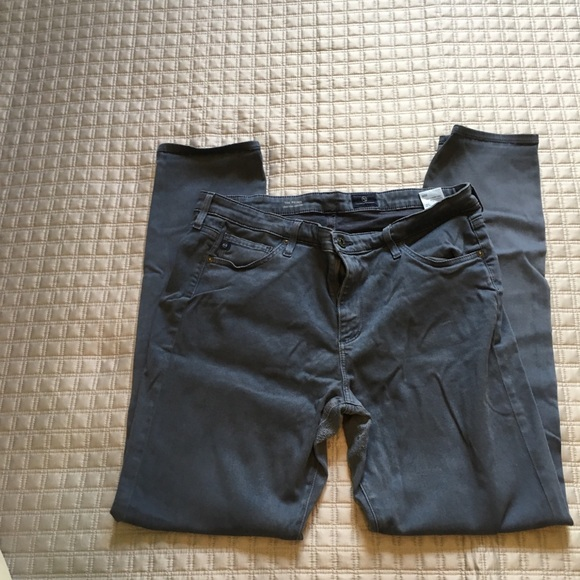 Ag Adriano Goldschmied Pants - AG stretchy chinos